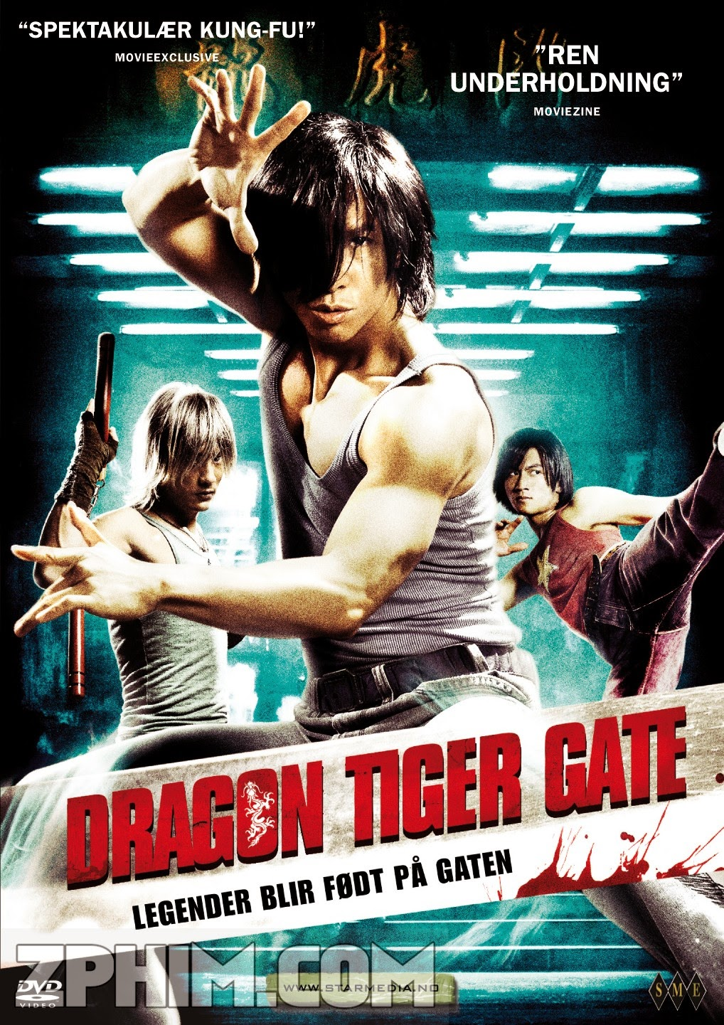 Long Hổ Môn - Dragon Tiger Gate 2006 (2006) Poster