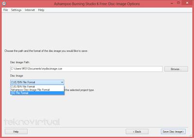 Cara Membuat File ISO Dari Data Folder 6