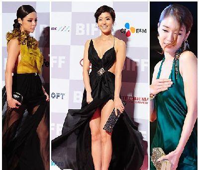 3 Rok Artis Korea Tersingkap di Festival Film Busan Karena Angin