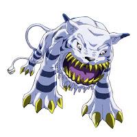 Digimons Lendários.  Splashmon+Darkness+Mode