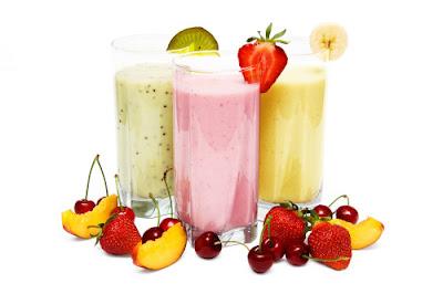 troque alimentos por shake para perder peso rápido