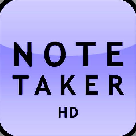 Note Taker HD iPad App