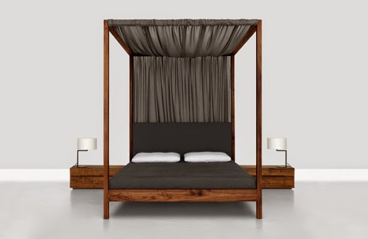 massivholzbett massivholzbetten in m nchen elegante betten aus kostbarem holz von shogazi. Black Bedroom Furniture Sets. Home Design Ideas