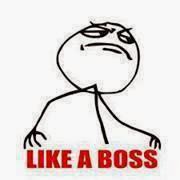 Like a boss - image