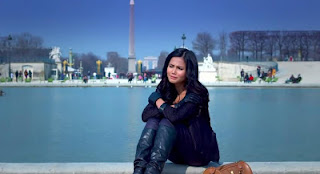foto yunita siregar pemeran sebagai aqila Foto Yunita Siregar
