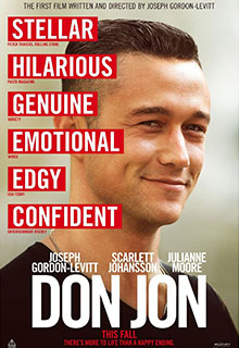 Don Jon Movie Poster 2013