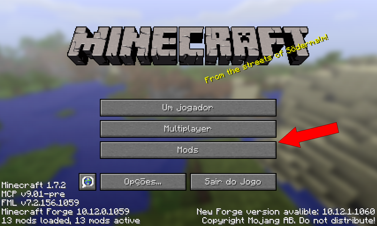 Minecraft Forge 1.7.2 Download