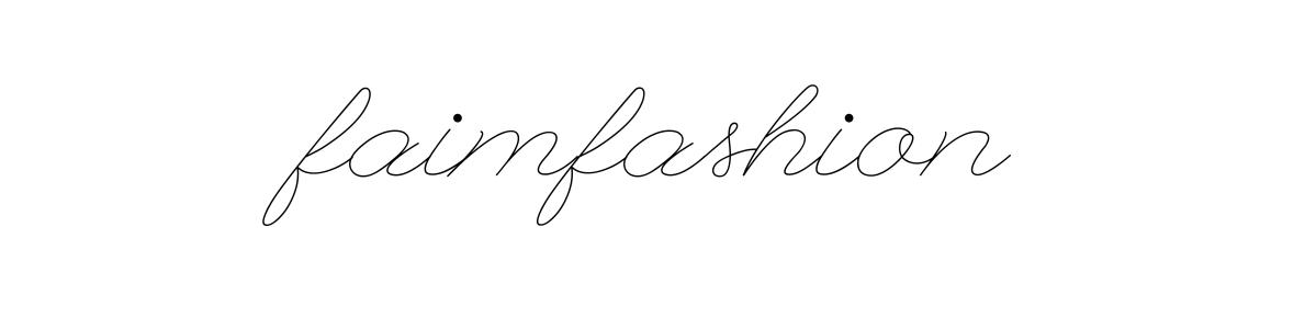 FAIMFASHION
