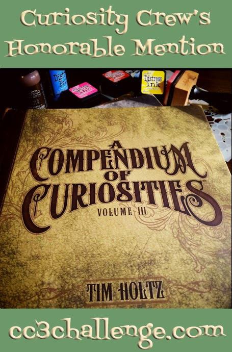Compendium of Curiosities 3 Challenge