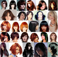 gaya rambut tahun 2012