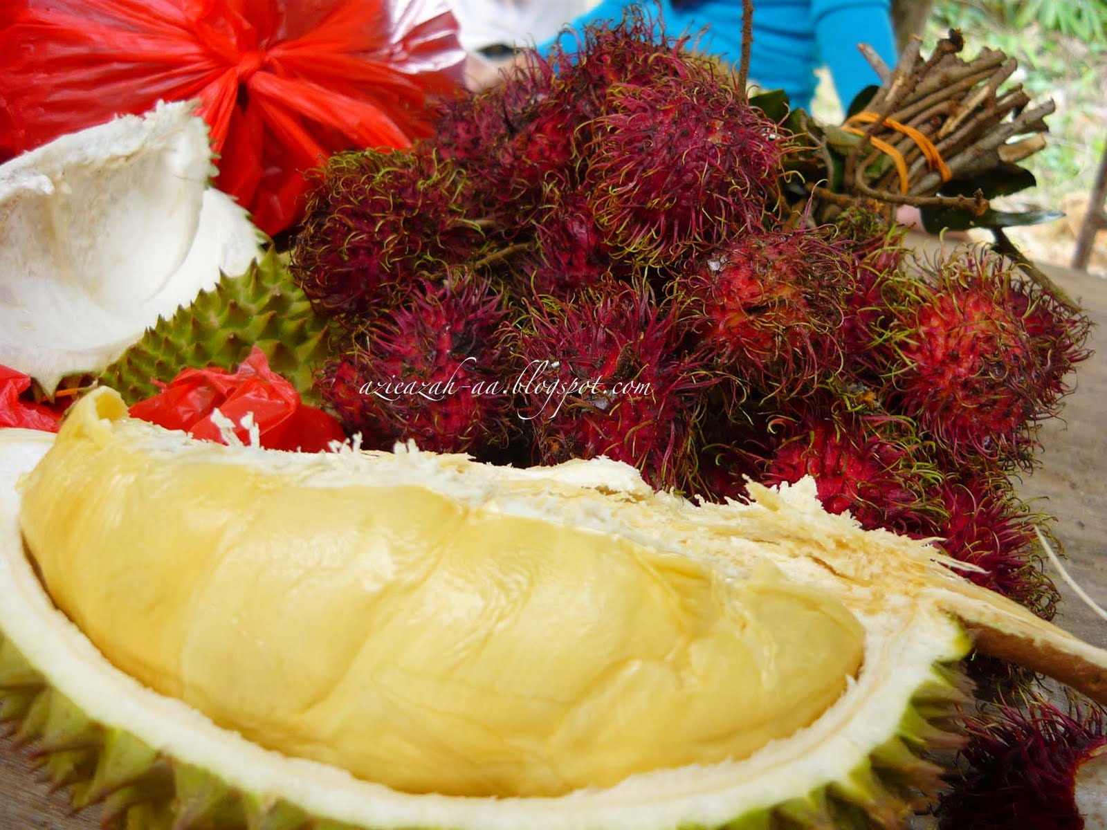 When residents participate in (these durian parties), they feel more vested in the place they live in.