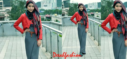 Trend Baju Lebaran Sexy 2014
