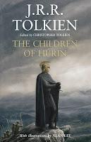 Los Hijos de Hurin, portada