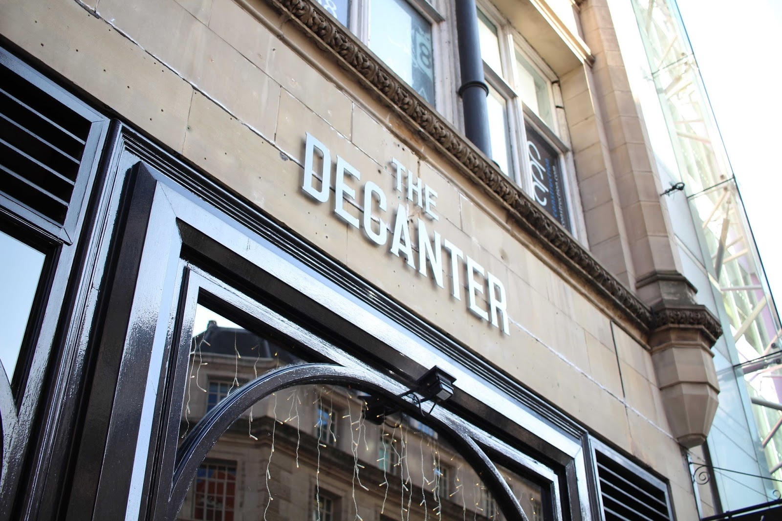 The Decanter Leeds Wine Bar