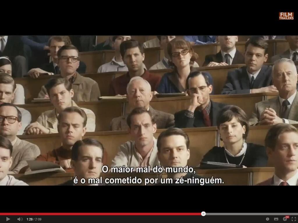 Hannah Arendt Drama - Filme