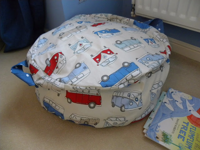 Campervan Bean Bag
