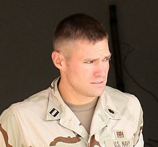 Cool Military Haircut for Men