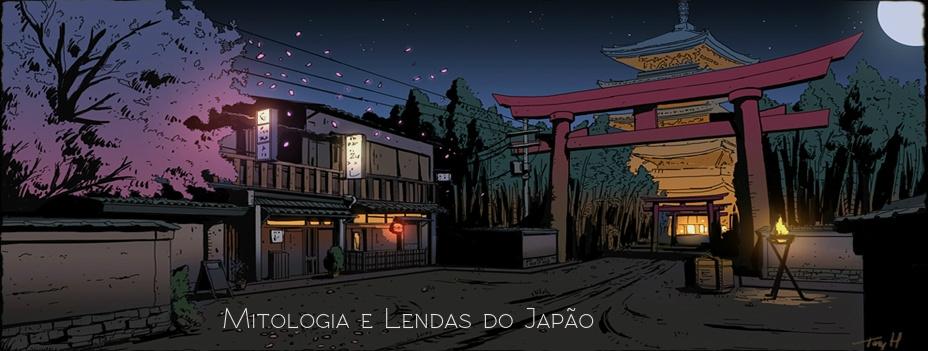 Mitologia e Lendas do Japão