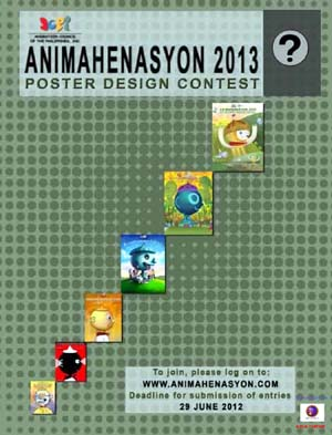 ANIMAHENASYON 2013 POSTER DESIGN CONTEST