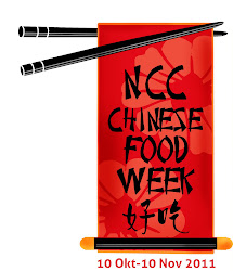 Chinese food week NCC