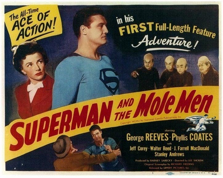 Superman and the Mole Men (1951 Film)