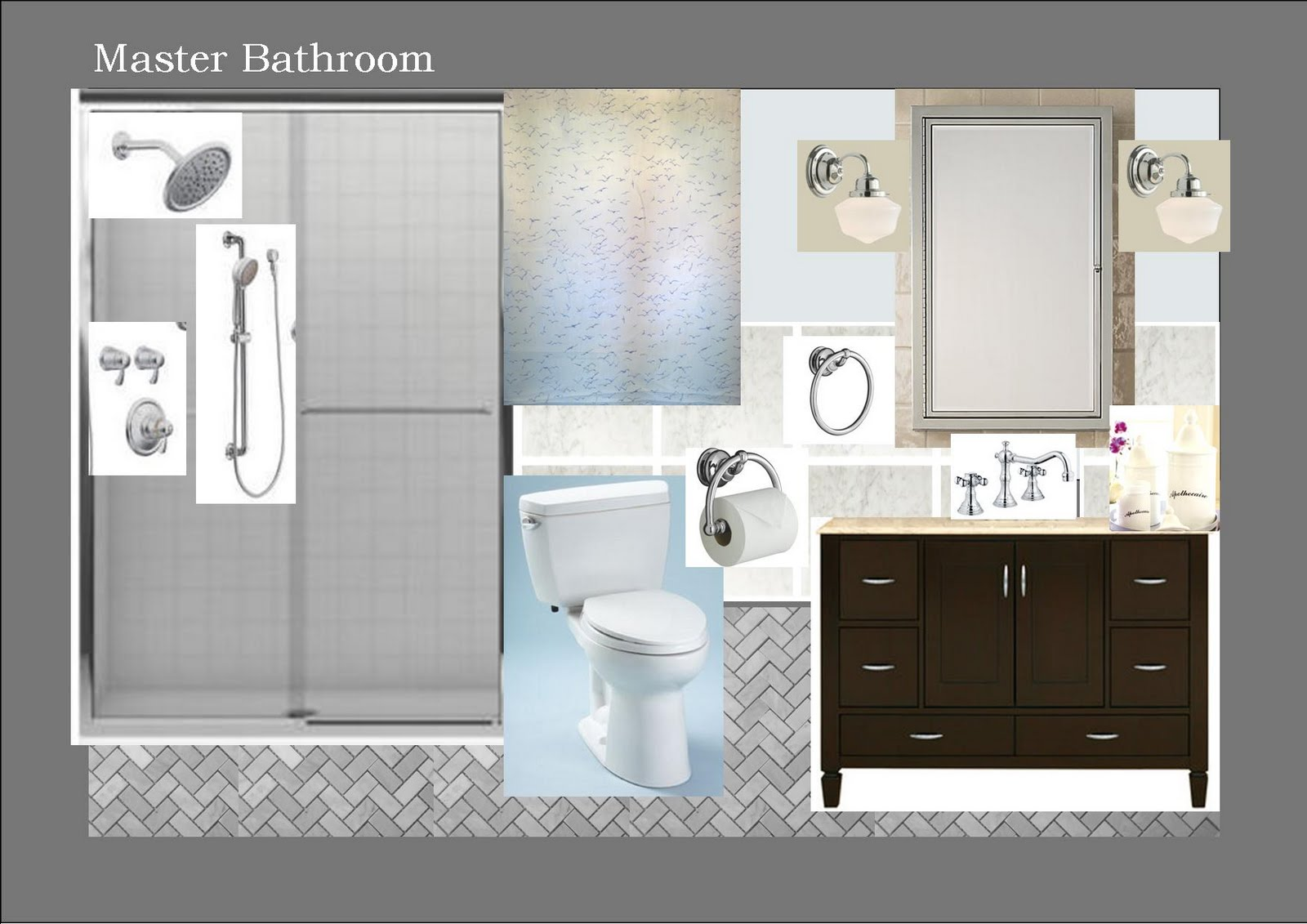 12 devonshire before after master bath for Bathroom tile planner