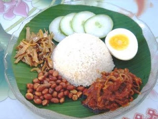 sejarah nasi lemak