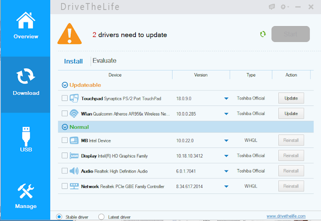 DriveTheLife:Driver Updater Review