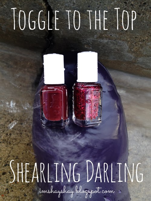 Toggle to the Top & Shearling Darling | imshayshay.blogspot.com