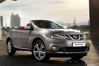 2012 Nissan Murano Wallpapers