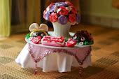 Cupcake bouquet hantaran