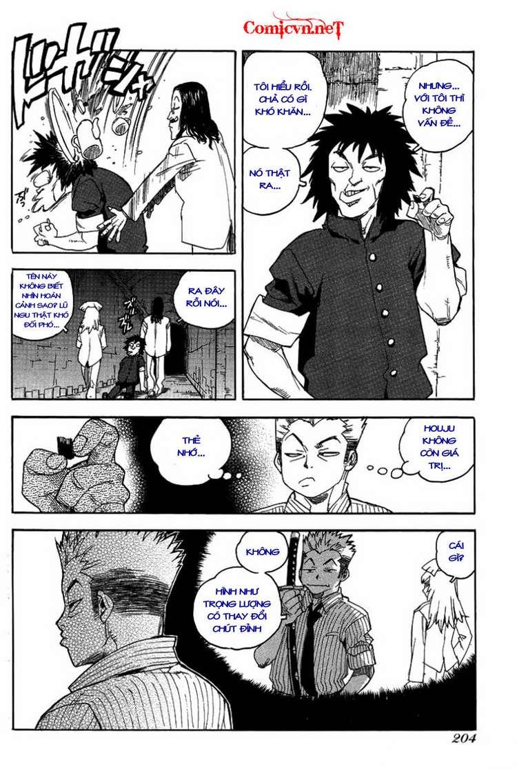 Aiki chap 73 - Trang 16