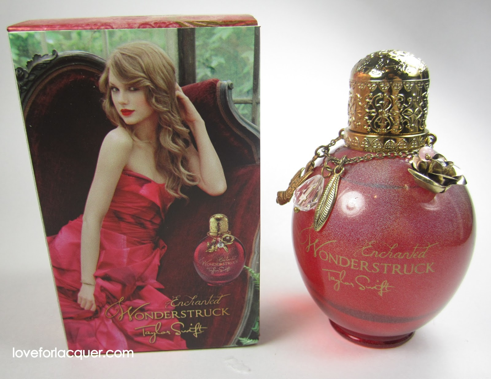 Taylor Swift Wonderstruck Enchanted Fragrance Review Love For Lacquer