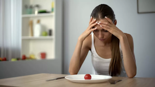 Anorexia e o sexo feminino
