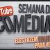 A #Semanadacomedia transmitida no Brasil tem qualidade excelente.