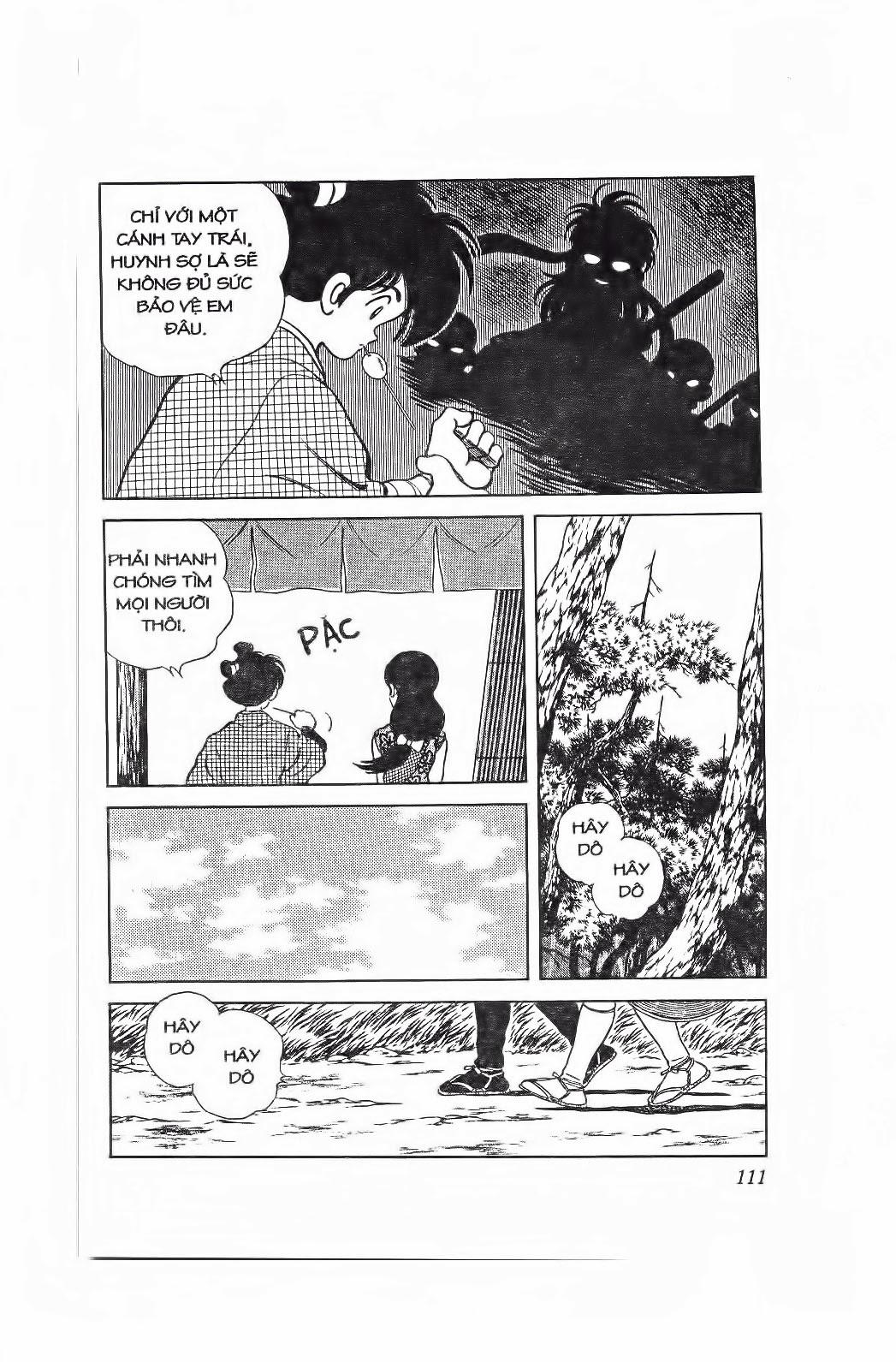 Nijiiro Togarashi - Ớt Bảy Màu chap 95 - Trang 16