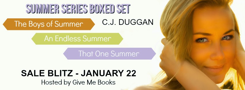 Summer Series Boxed Set Sales Blitz Banner
