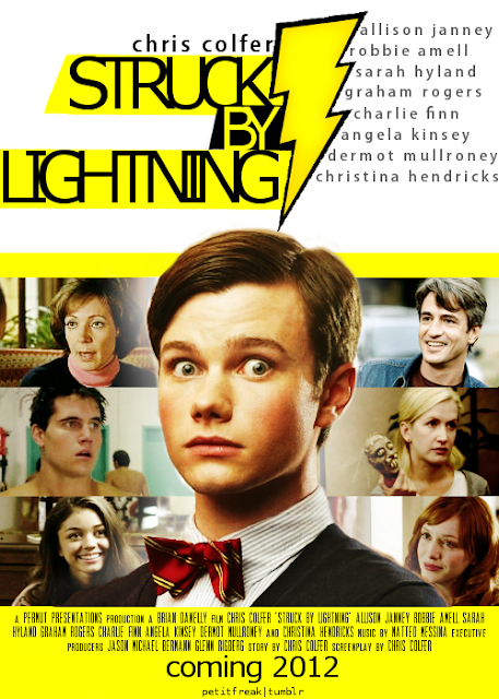 Struck by Lightning posterStruck By Lightning Movie Quotes