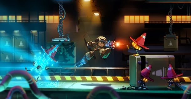 MIghty No. 9 parece divertido e bonito (com video)