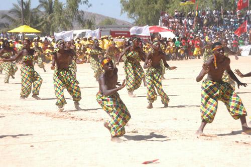 eventos culturais moçambique