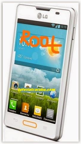 Tutorial Cara Root Android LG Optimus L4 II E440 Dengan