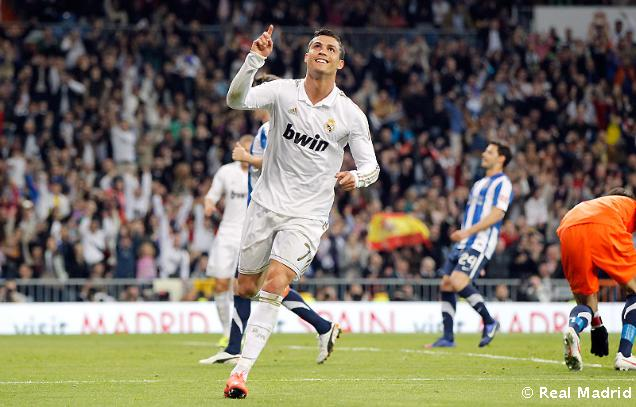 Video Real Madrid vs Real Sociedad 5-1 Liga Spanyol 25 Maret 2012