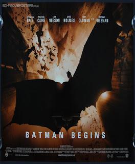 Batman Begins 2005 Movie