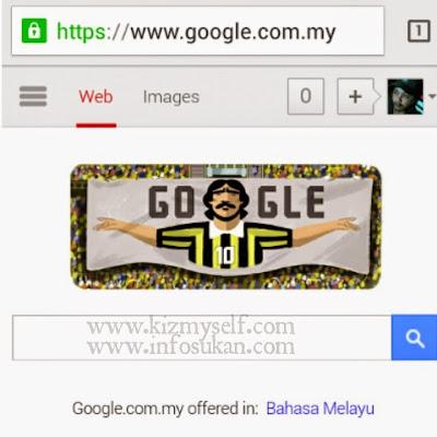 doodle mokhtar dahari di google malaysia