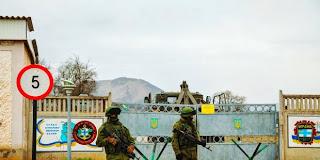 Ukraine : la Crimée déclare son indépendance