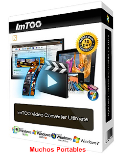 ImTOO Video Converter Ultimate 7.8.6.20150130 Español Portable