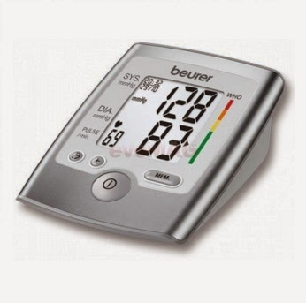 Beurer BM35 blood pressure monitor
