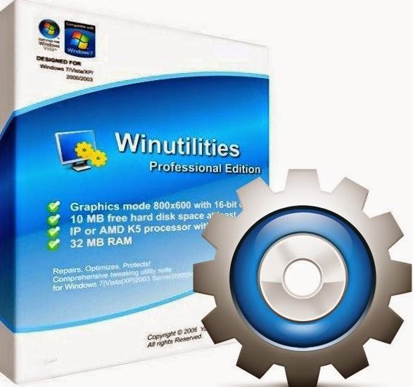 WinUtilities 11.25 Free Download