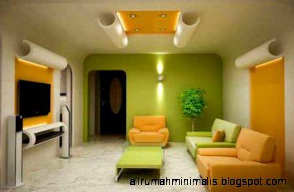 Desain Interior Rumah Sederhana   Rumah Minimalis Bagus