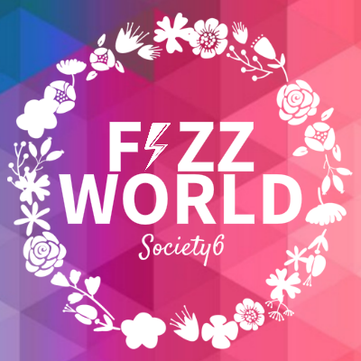 Fizz World (Society6)